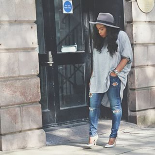 hat girl 5