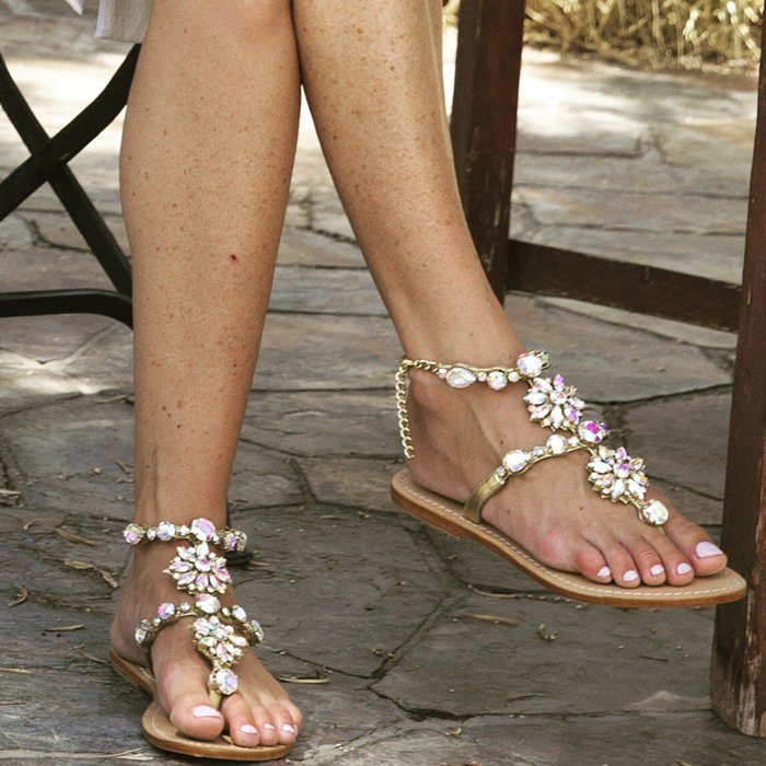 Jewel-Embellished-Sandal