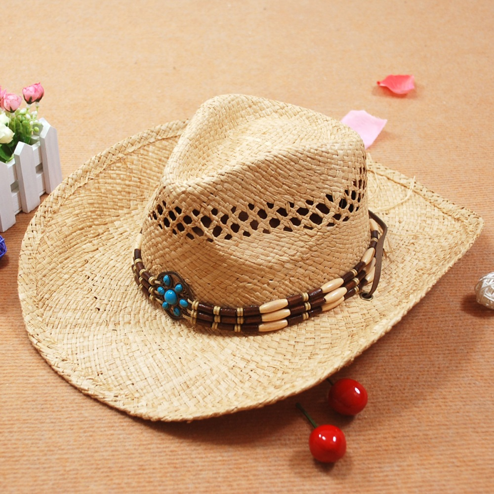 Captale-lucky-beads-agate-large-brim-strawhat-male-sunbonnet-sun-hat-summer.jpg