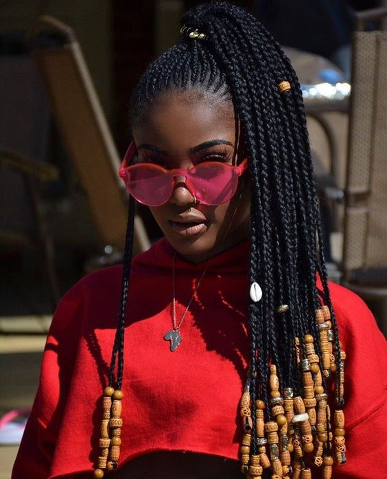 trending_new_hair_styles_beaded_braids_theafricanista (15)